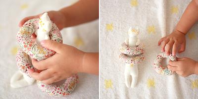 にぎにぎ 布おもちゃ 赤ちゃん